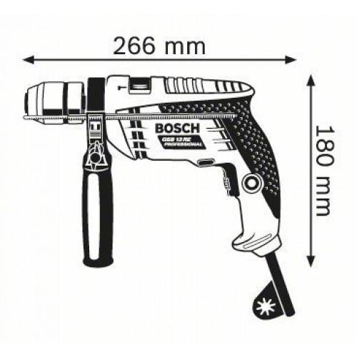Lööktrell GSB 13 RE (kiirkinnituspadrun)