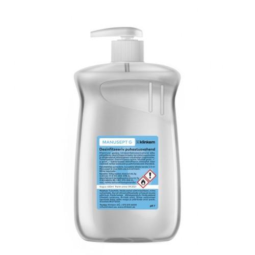 Klinsept G 0,45 L käte desinfitseerimisgeel