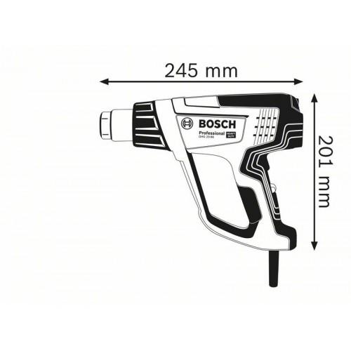Kuumaõhuföön GHG 23-66 LCD